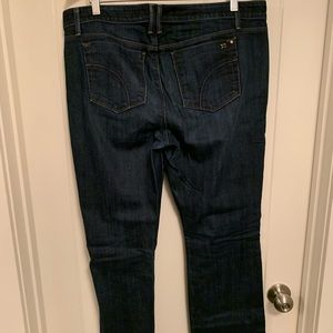 "Joe's Jeans ""The Icon"" High-Waist Jeans"